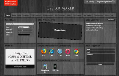 css3.0maker