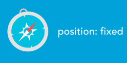 メニューを固定表示させるposition;fixedでサイトの回遊率をアップ!