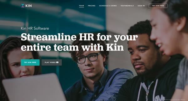 Kin HR Software