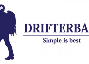 シンプルなデザインのレスポンシブECサイト【DrifterBags】