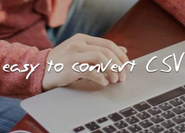 CSVファイル変換を自動化!nextCSVがEC運営で超便利