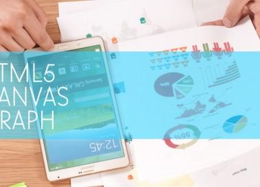 HTML5 「Canvas」で更新可能なグラフを作る3つのステップ