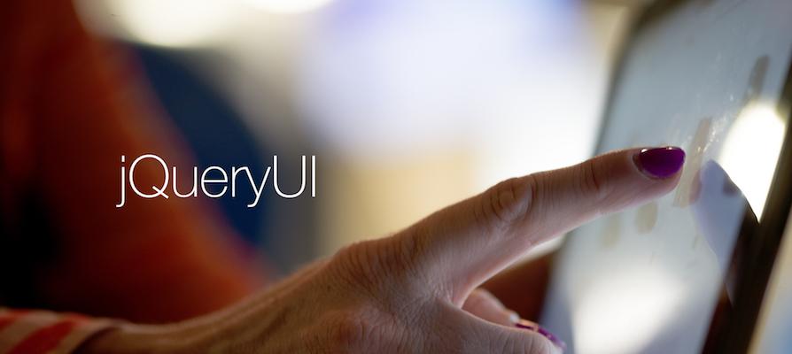 jQueryUIを使って便利で見栄えのよいUIを作ってみよう