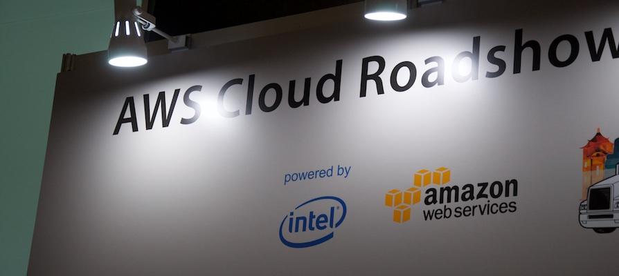 AWS Cloud Roadshow 2017に導入企業事例としてセッションに参加してきた